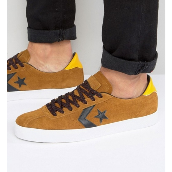 Converse Shoes | Converse Break Point Suede Ox Mens Size 95 New ...